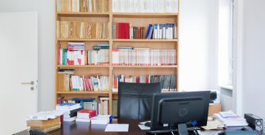 Le laboratoire de sociologie juridique, bureau