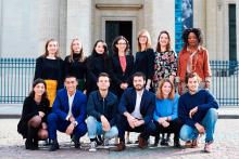 Promotion 2018-2019 du master 2 Usages sociaux du droit et communication juridique